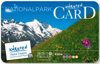 National Park Kärnten Card