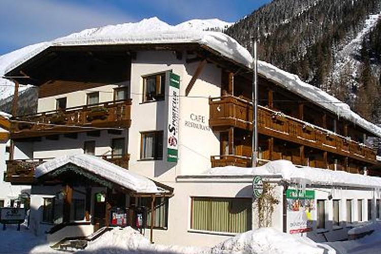 hotel First Mountain hotel Ötztal