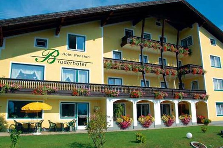 Hotel - Pension Bruderhofer *** Traunsee