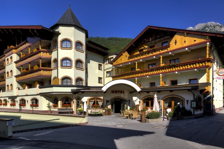 Alpin Resort Stubaier Hof ****