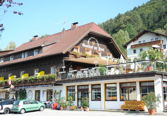 Hotel zur Post - Ossiachersee